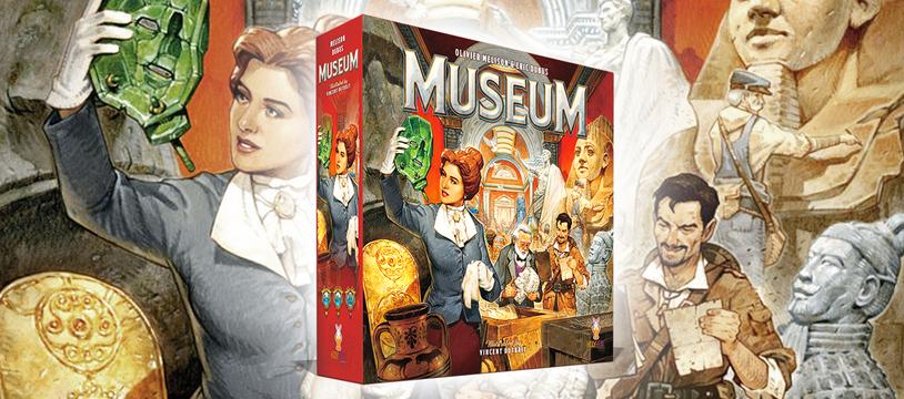 Museum : galeries expositionnelles