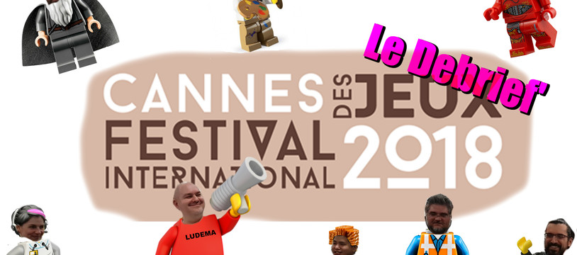 Le Debrief' du FIJ de Cannes 2018