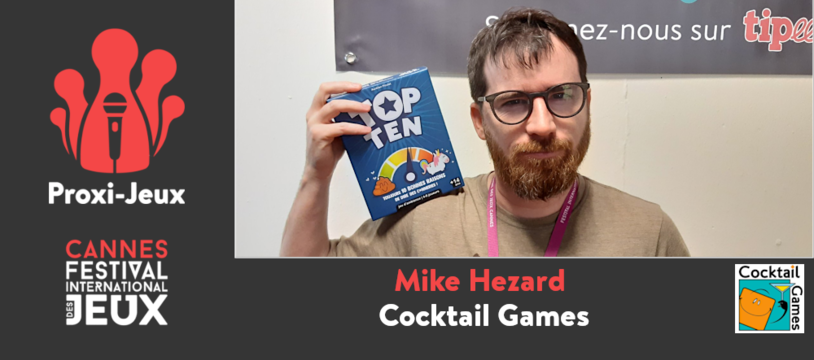 [FIJ Cannes 2020] Mike Hézard – Cocktail Games
