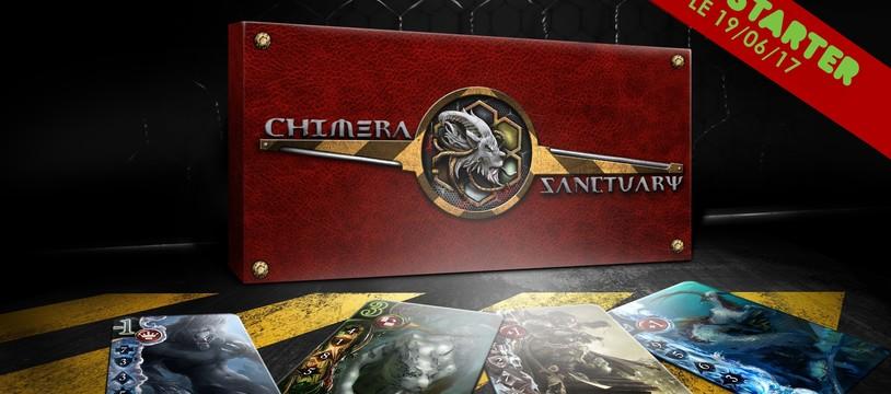 Chimera Sanctuary : allons chercher le 3ème stretch goal !