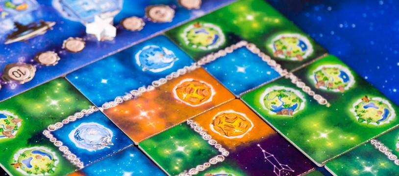 Sur le Vif! Review de Cosmic Factory ! Vers l'infini et au delà !