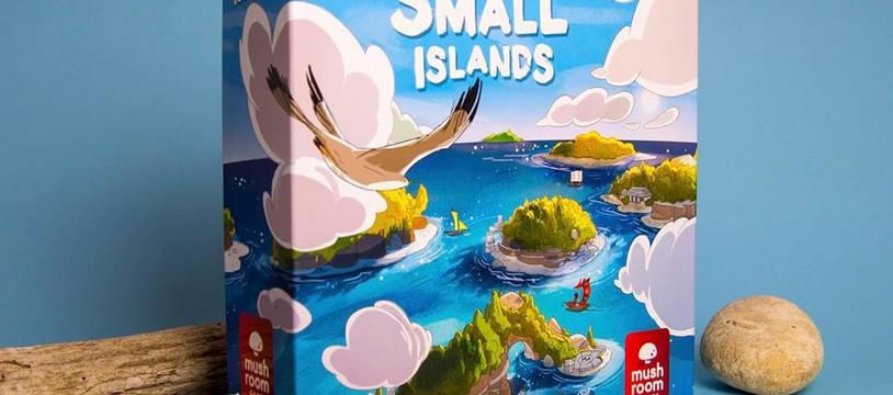 Small  Islands, des îles pas si petites !