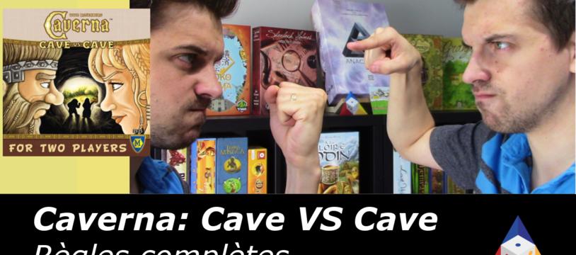 Caverna: Cave VS Cave - Primeur francophone!