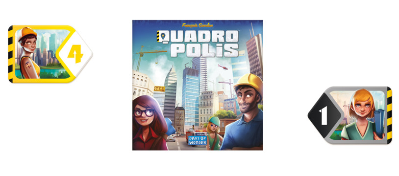Quadropolis : La Polis carrée, en fait !