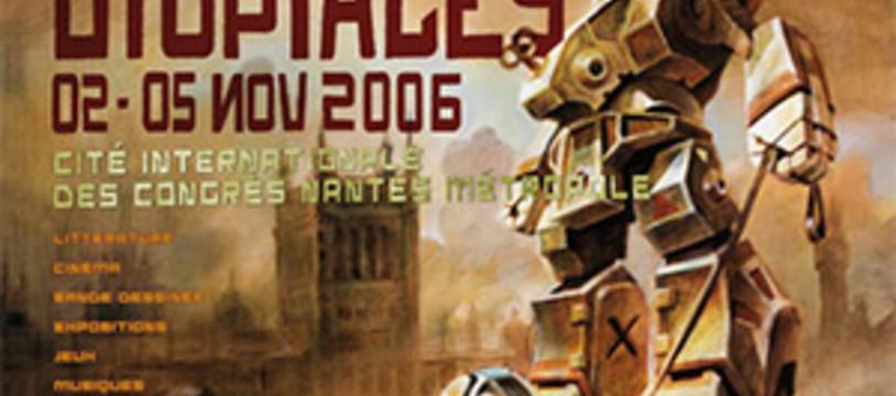 Utopiales 2006 avec des auteurs dedans !