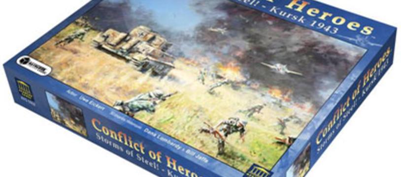 Conflict of Heroes 2 sera en français