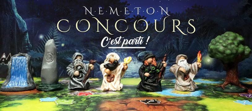 Nemeton : Concours druidique !