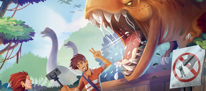 Designer's Diary : Draftosaurus par la team Kaedama