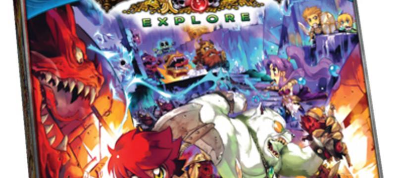 """""""Super Dungeon Explore"""" : Entrez dans un monde chibi kawaï"""