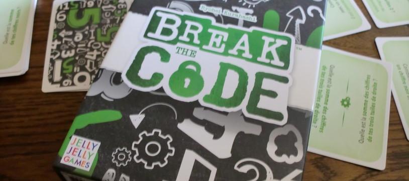 Critique de Breakthecode