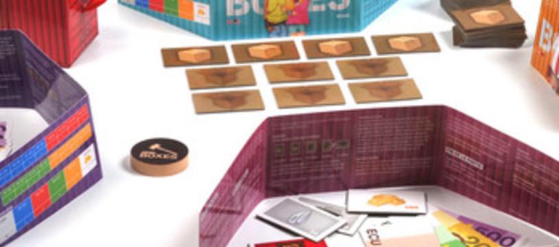 Boxes : Richards Containers ! Une nouveauté Cannes 2014