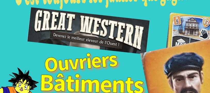 """Great Western """"Stratégie Ouvriers/Bâtiments"""" et """"Stratégie Ingénieurs"""""""