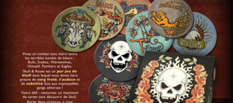 Skull & Roses, le site officiel