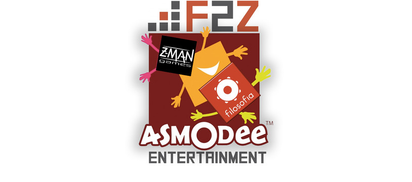 Asmodee et F2Z Entertainement entrent en discussions exclusives !