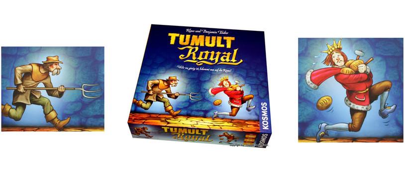 Tumult Royal, un jeu au delà des frontières