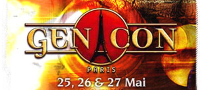 Les dates de la Gen Con Paris 2007