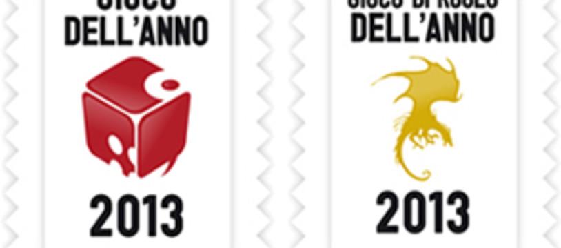 Jeu de l'Année italien : les nominés 2013