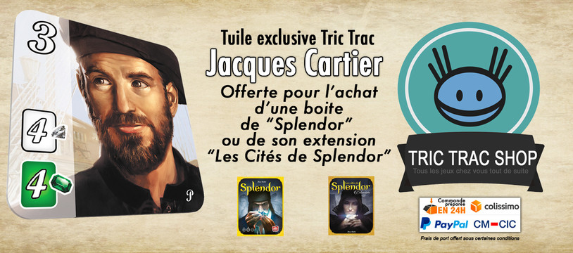 Le goodie exclusif Splendor !