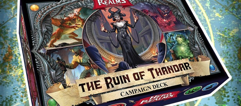 Hero Realms : Les Ruines de Thandar