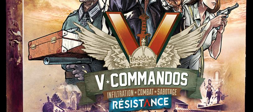 Concours V-Commandos: rendez hommage à ceux qui ont résisté à l'oppression, à l'occasion de la Journée nationale de la Résistance.