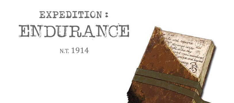 T.I.M.E Stories - Expédition : Endurance est disponible en France.
