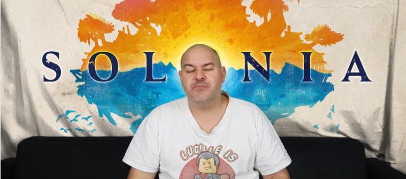 Solenia, un jeu innovant ?