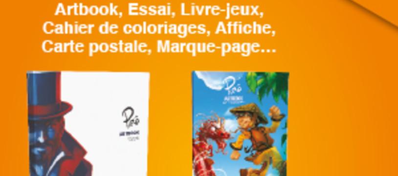 Découvrez ilinx éditions au FIJ de Cannes