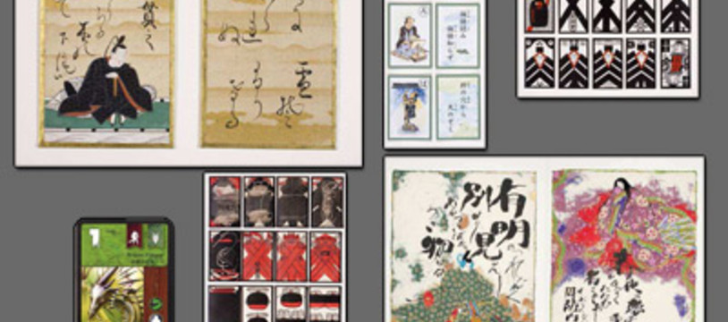 Le Japon et ses cartes à jouer