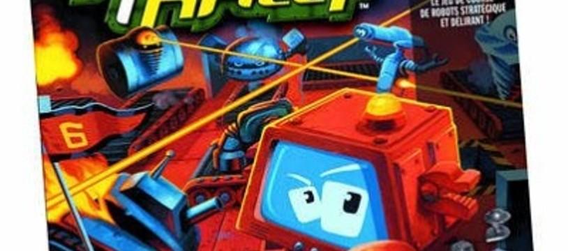 [Hem présente] RoboRally en vidéo !
