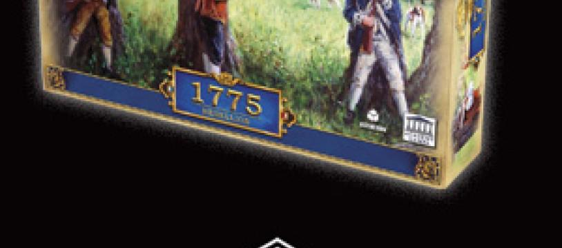 1775 - La Révolution du Wargame