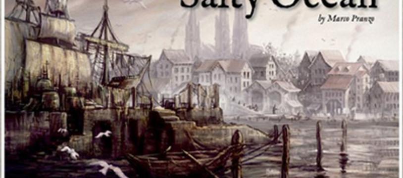 """""""Upon a Salty Ocean"""" : Du hareng a Essen"""