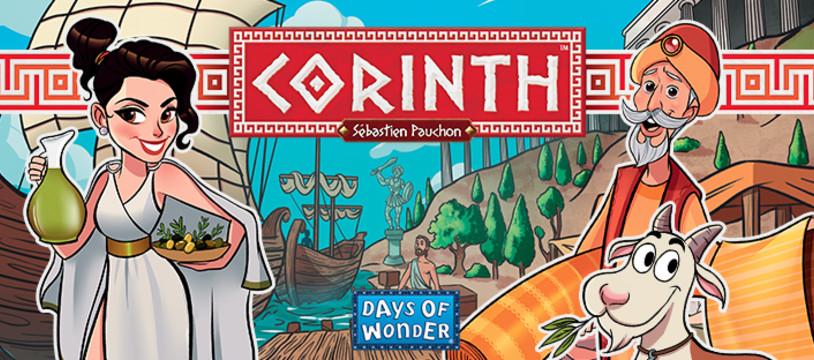Corinth : l'Ys s'tarit ? l'Ys, pas en... Grèce ? Et si !