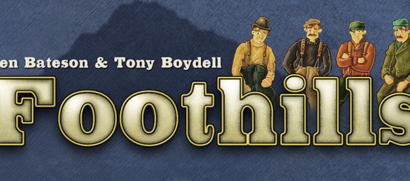 Jeu 2 joueurs : Foothills arrive d'ici fin juin !