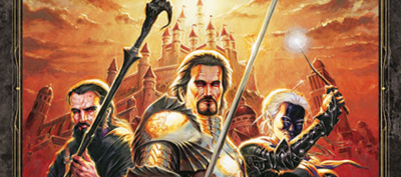 Lords of Waterdeep : de l'Euro-ameritrash game en VO ?