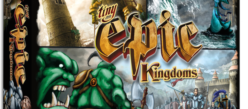Coup d'Oeil de Geekmate : Tiny Epic Kingdom