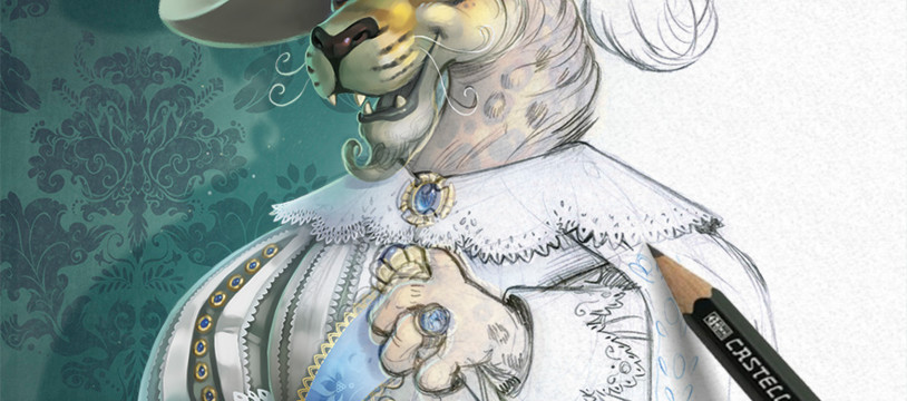 Carnet d'illustrateur : Fourberies avec Jérémie Fleury