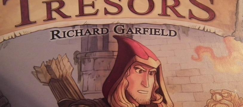 Venez chasser les trésors avec Richard!