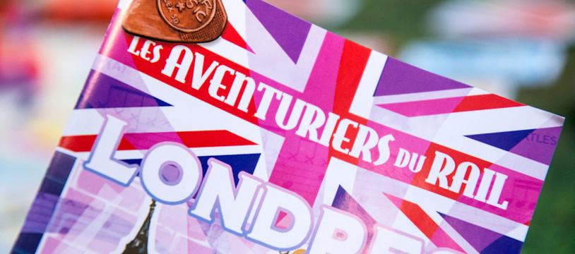 Sur le Vif! Review de Les Aventuriers du Rail Londres! Les aventuriers du rail en version survitaminée!