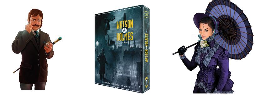 Watson & Holmes : L'affaire des Calèches !