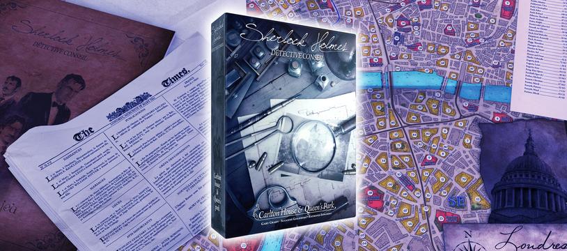 Sherlock Holmes Détective Conseil : Et 3... Et 1... Et 2... Et 3, 1, 2 !
