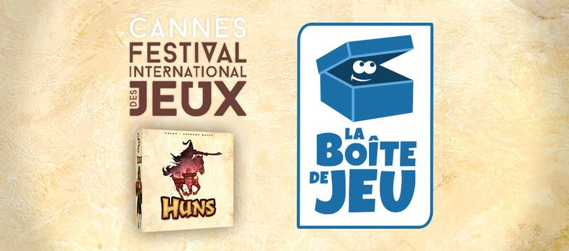 La boite de jeu à Cannes
