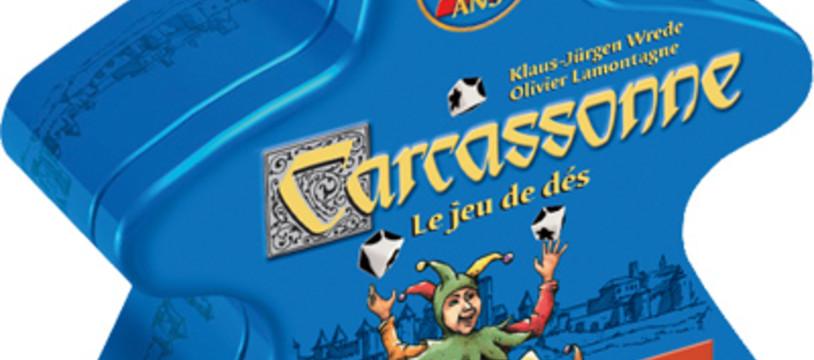 Carcassonne, le jeu de dés