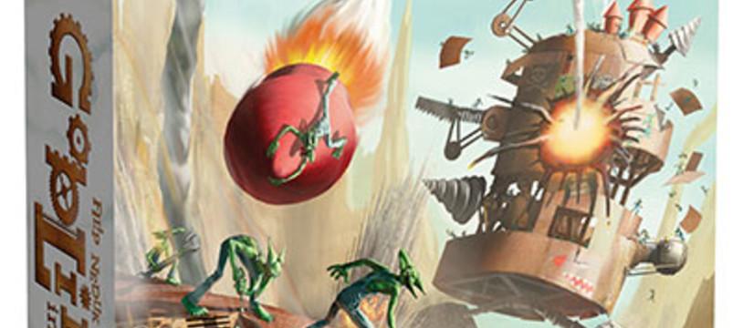 Goblins Inc. ou les combats de robots à la maison