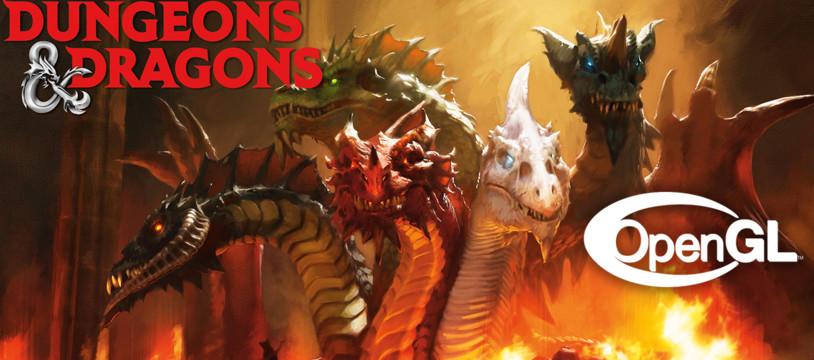 Dungeons & Dragons 5 devient libre et des VF se préparent...