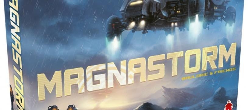MAGNASTORM - Explorez une planète hostile !