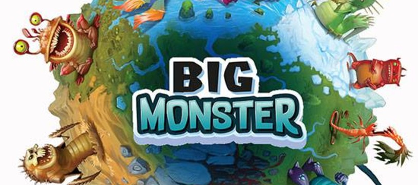 BIG MONSTER A 3 ou 5 C'EST POSSIBLE !!!