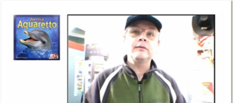 Michael Schacht explique Aquaretto dans la Tric Trac TV
