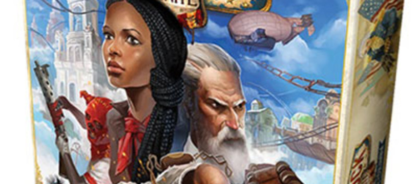 BioShock Infinite: The Siege of Columbia en préparation
