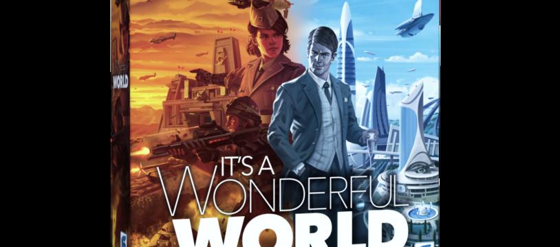 It's a Wonderful World, votre monde sera le meilleur...ou pas !