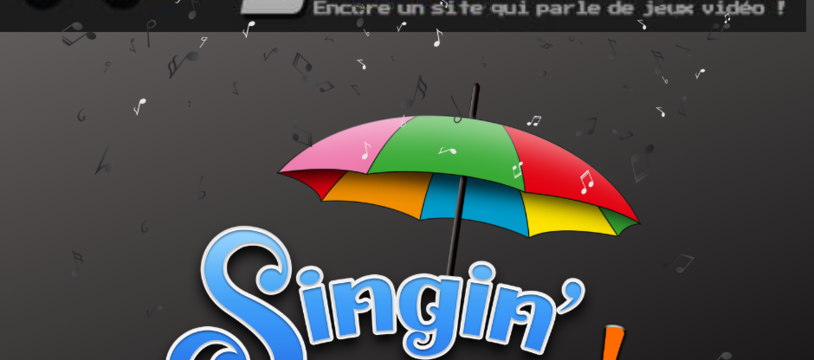 Try a game : La review de Singin' in the Game!